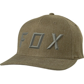 Fox Sonic Moth Flexfit Hat bark